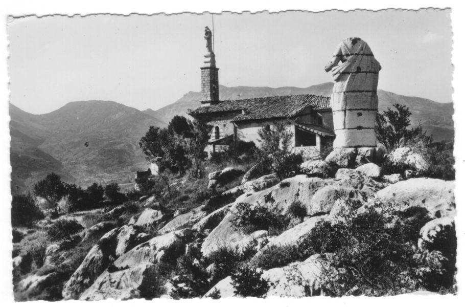 Vue début du XXème siècle
