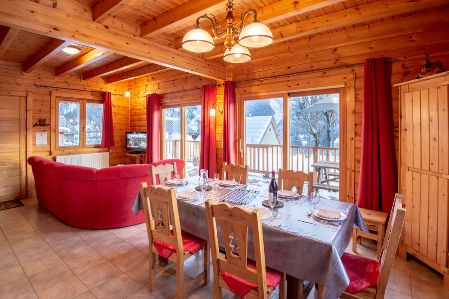 salle à manger - Le Counit - © G.Baron