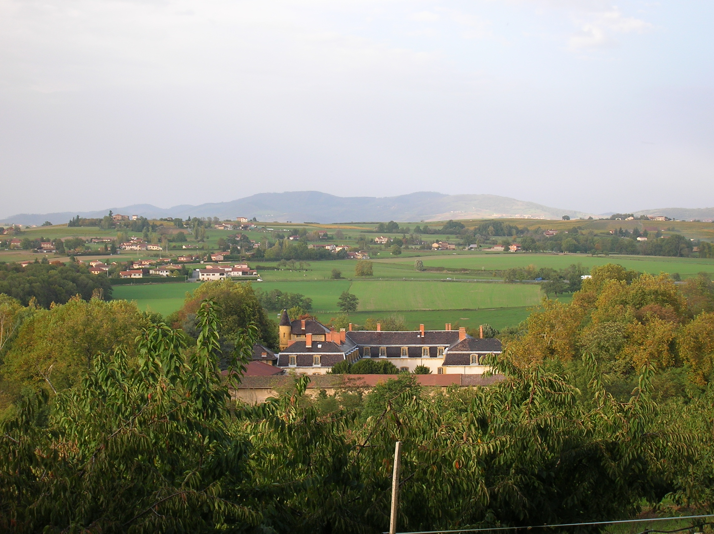 Circuit historique beaujolais vert site officiel de l - Site officiel office de tourisme de cauterets ...