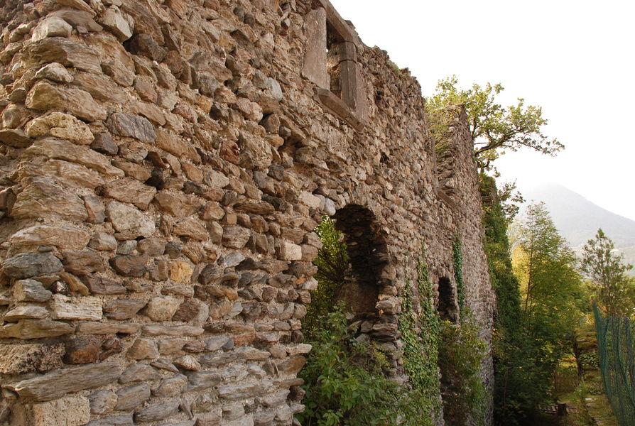 Ruines du Château du Roy