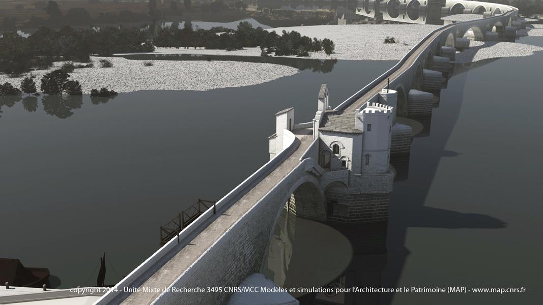 Visuel 1 Restitution Pont 3D