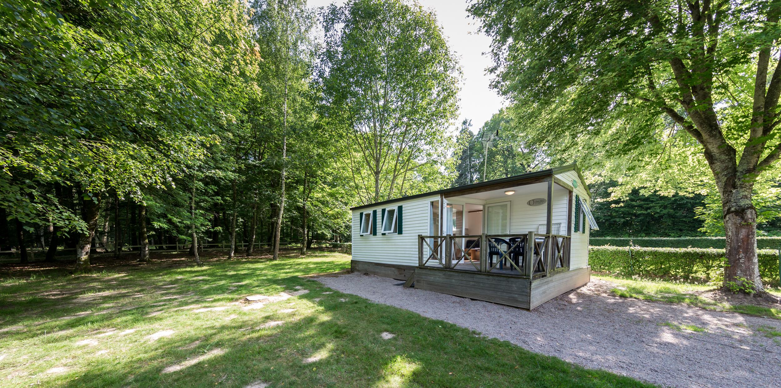 Camping des Écossais Bungalow Ⓒ Camping des Écossais - 2018