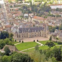 Aéro-club du Pays de Lapalisse Chateau de Lapalisse Ⓒ ACPL - 2014