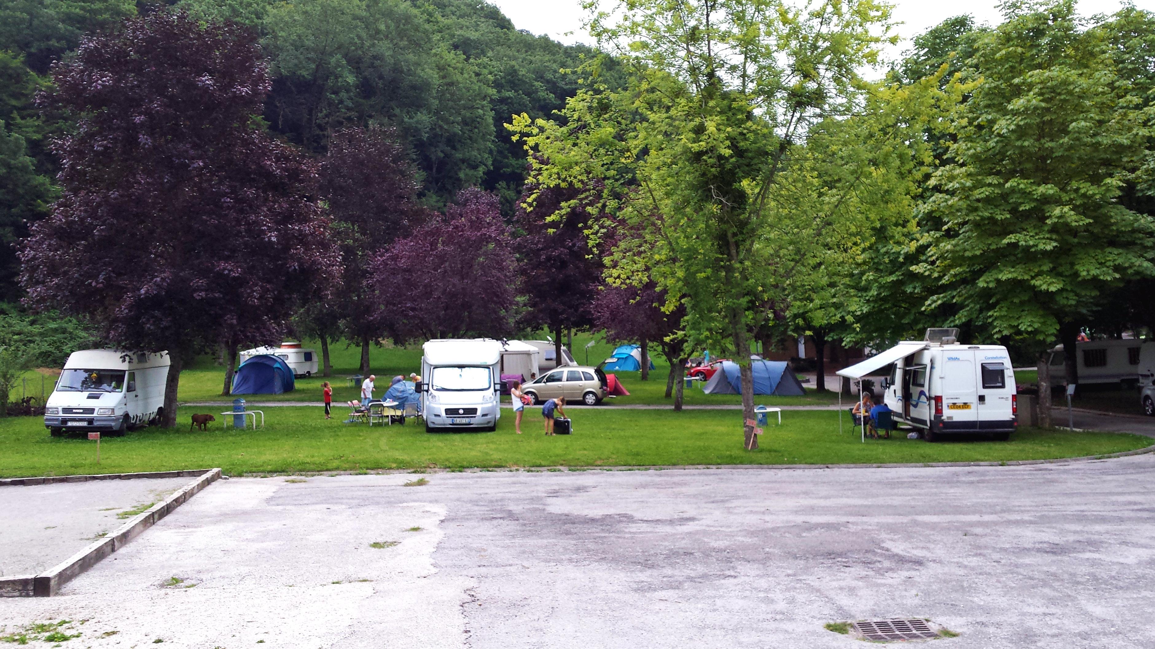 Camping municipal du Bois des Tours
