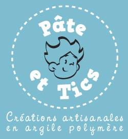 Pâte et tics Logo Ⓒ Pâte et tics