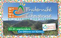 Fête de la fraternité citoyenne - Les Ollières-sur-Eyrieux