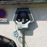 Station de recharge pour véhicule électrique Poste