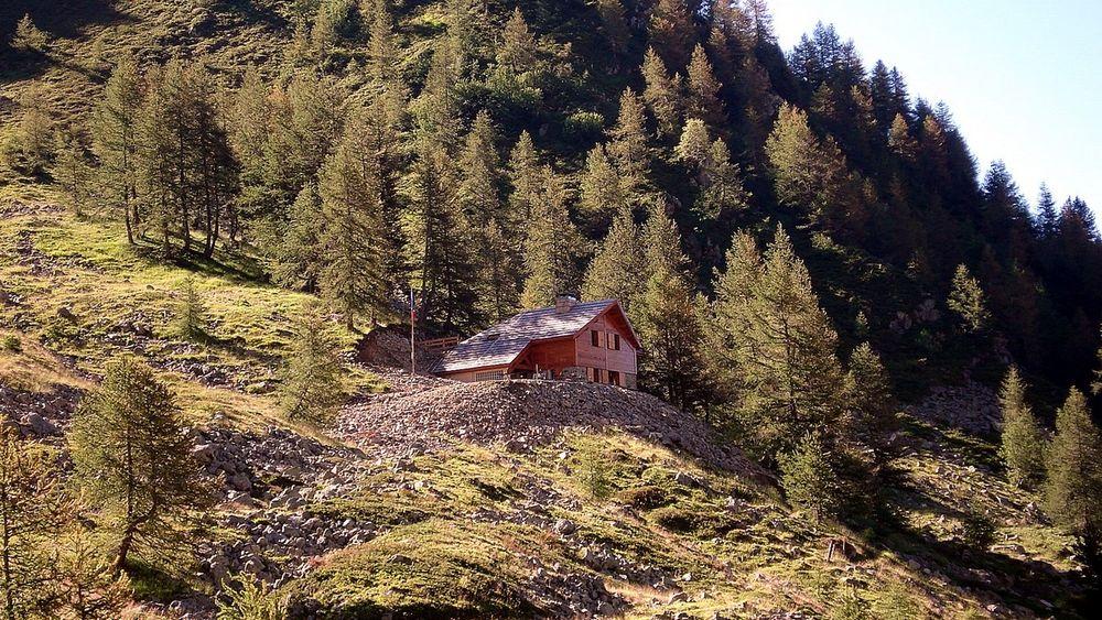 Refuge des Souffles, Valgaudemar - © JC Armand