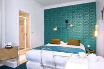 Chambre classique Ⓒ @HotelLesNationsVichy2017