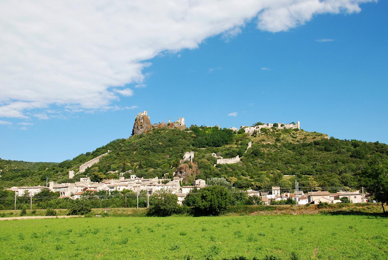 Village de caractère de Rochemaure