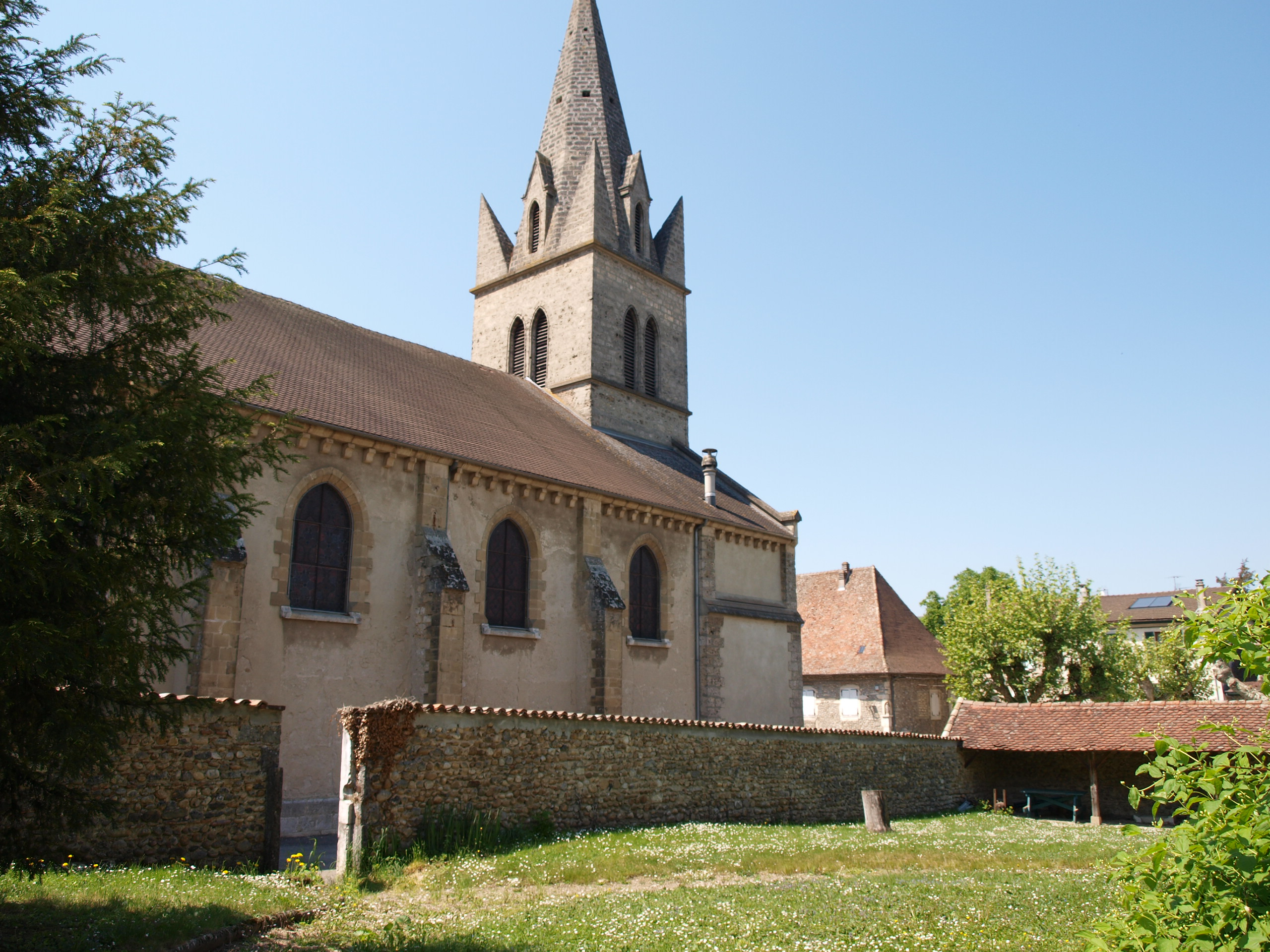 Église Saint-Pierre et Saint-Paul
