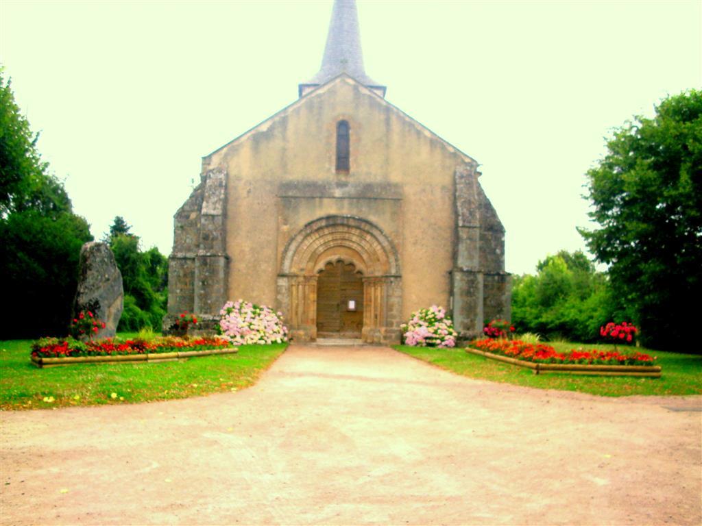 Église Saint-Martin - Le Vilhain Eglise Ⓒ Mairie Le Vilhain
