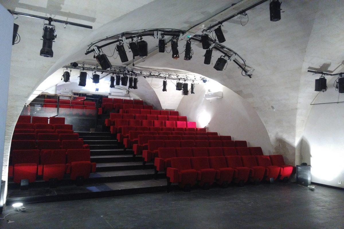 Théâtre des Corps Saints