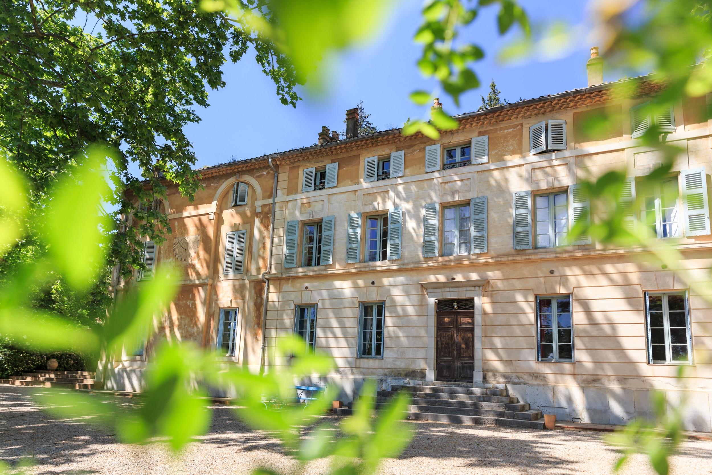 Château de Saint Martin