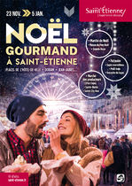 Noël gourmand à Saint-Etienne