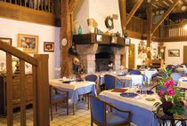 Auberge du Moulin Maitn Salle de restaurant Ⓒ Auberge du Moulin Marin