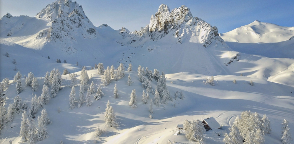 refuge hautes alpes névache - © JC.Wuersong