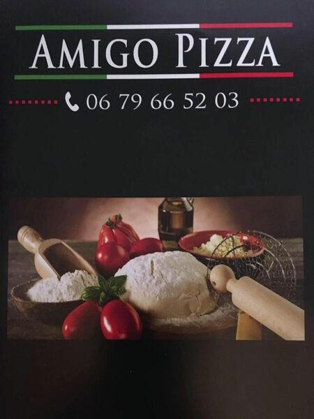 Amigo Pizza Arles