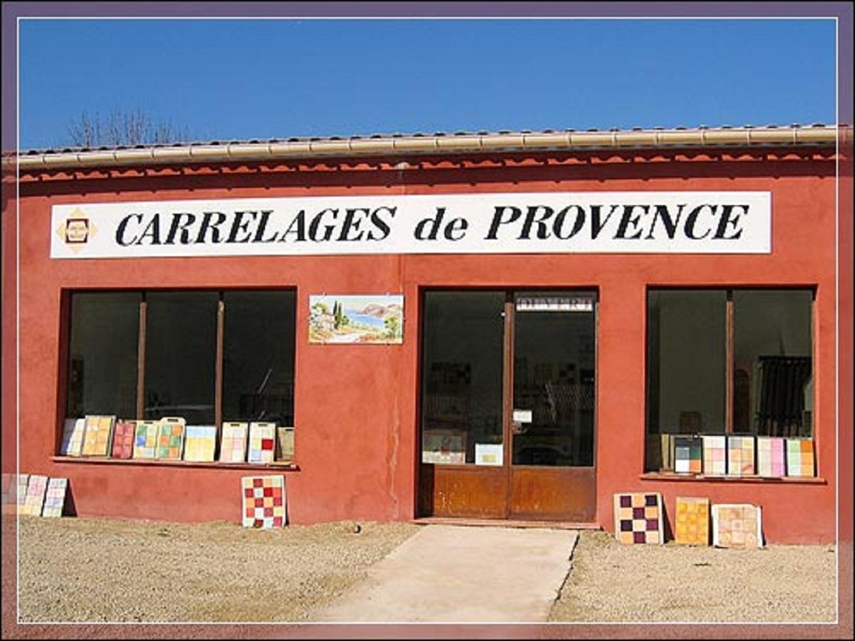 Carrelages de Provence