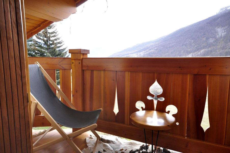 Vue balcon niveau 2