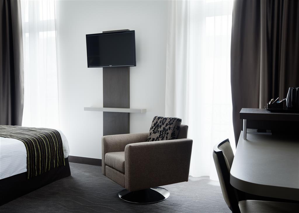 Hôtel de Grignan Détail Chambre Concept Supérieure Ⓒ Hôtel de Grignan - 2014