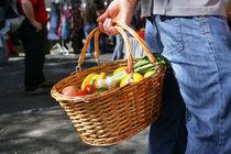 Marché hebdomadaire - Saint-Alban-d'Ay