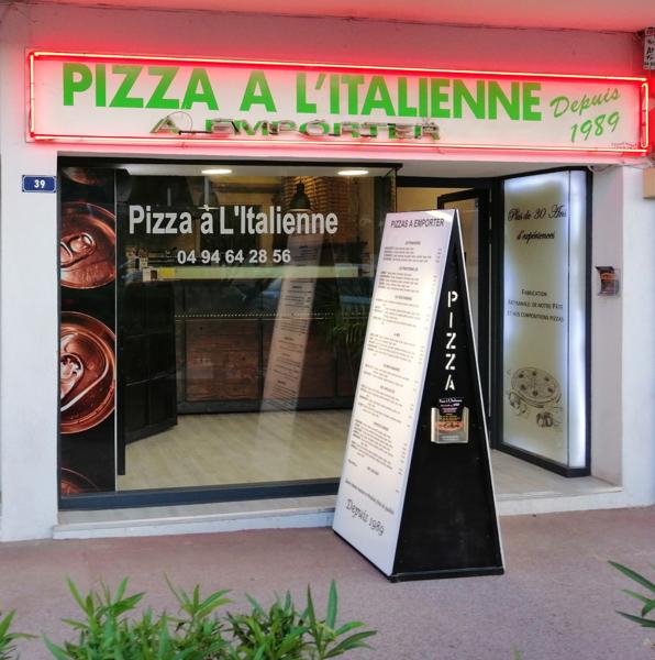 Pizza à l'Italienne