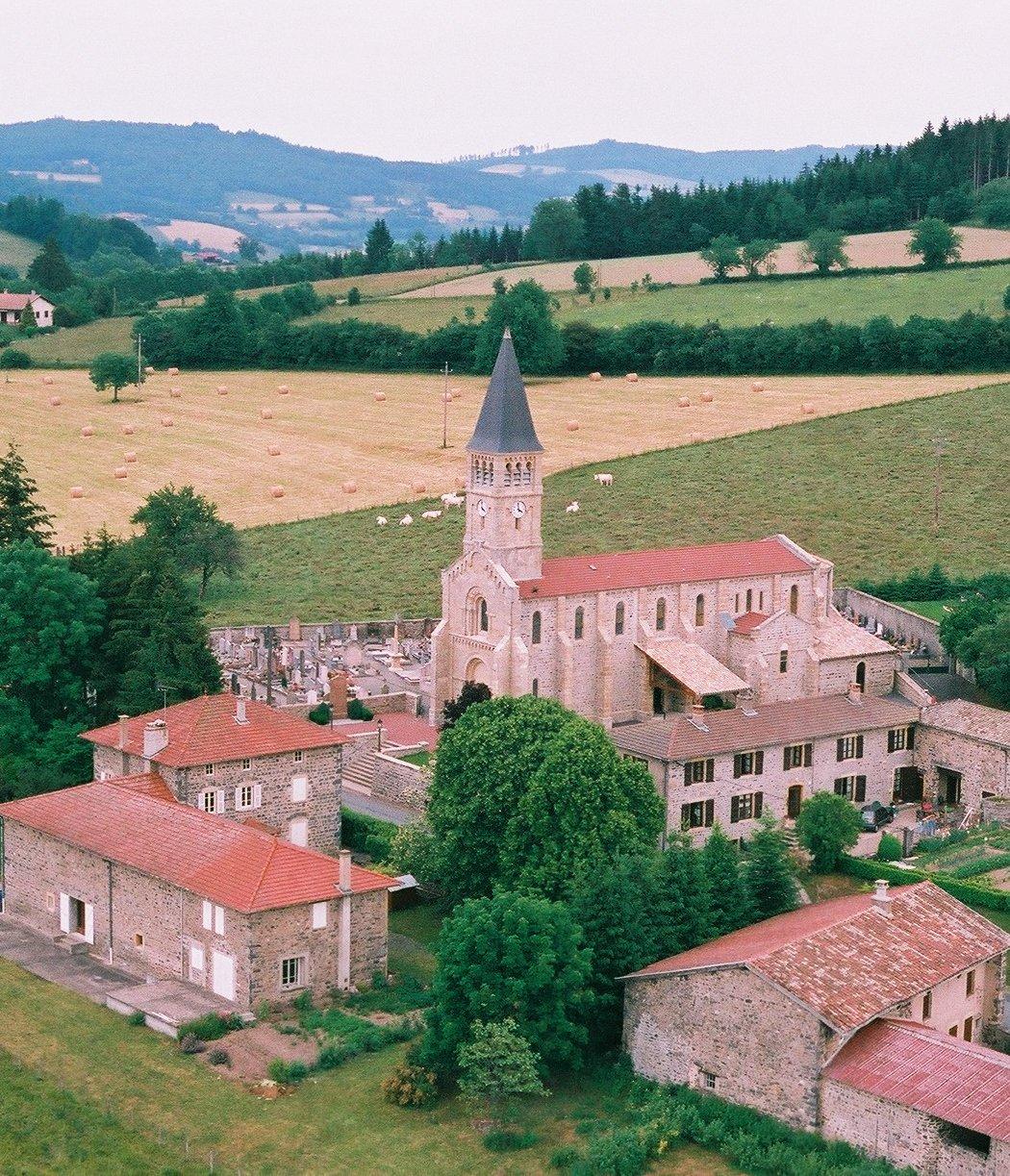 Eglise de ch nelette beaujolais vert site officiel de - Site officiel office de tourisme de cauterets ...