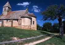 Chapelle Sainte-Agathe - St-Désiré Vue extérieure Ⓒ Mairie St-Désiré