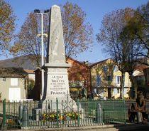 Commémoration Armistice du 11 novembre 1918 - Thueyts