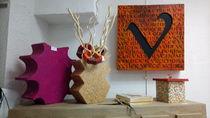 Atelier Marie Thivrier - Création de meubles en carton Créations Ⓒ Atelier Marie Thivrier - 2019