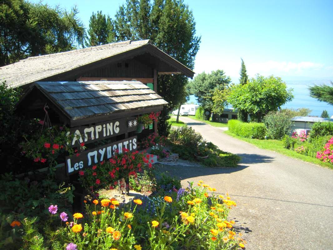 Camping Les Myosotis