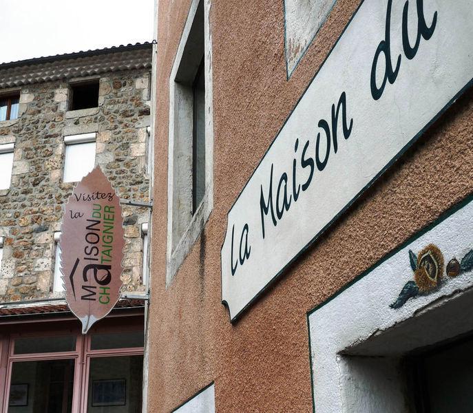 Rencontre des producteurs à la Maison du châtaignier : La Ferme de Pisse-Renard - Saint-Pierreville
