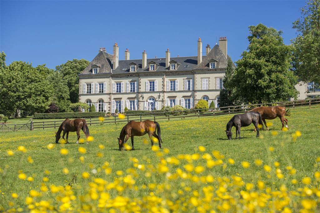 Hôtel-Château d'Ygrande Château d'Ygrande Ⓒ Luc Olivier