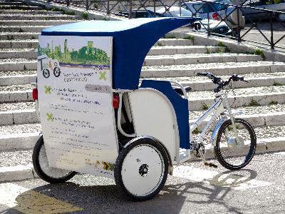 Taco & Co - Vélo-Taxi