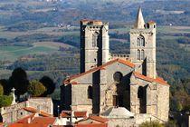 Visite guidée de la Collégiale de St Bonnet le Château