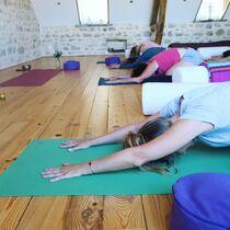 Centre de yoga Shenmen Cours de yoga Ⓒ Rein Croymans - 2019