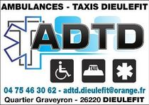 01-TAXIS AMBULANCES DIEULEFIT
