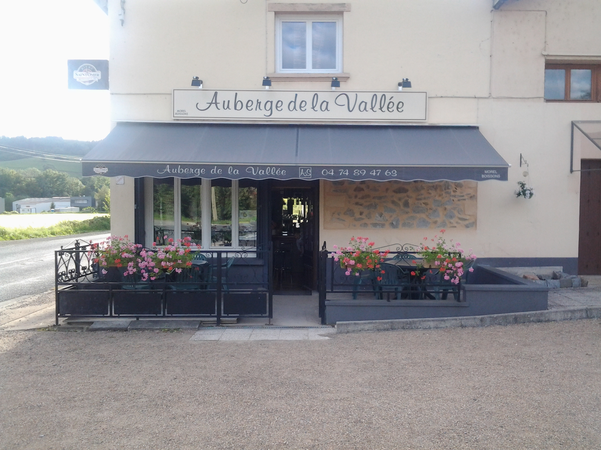 Auberge de la vall e beaujolais vert site officiel de - Site officiel office de tourisme de cauterets ...