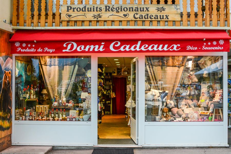 Domi Boutique - © Gilles BARON