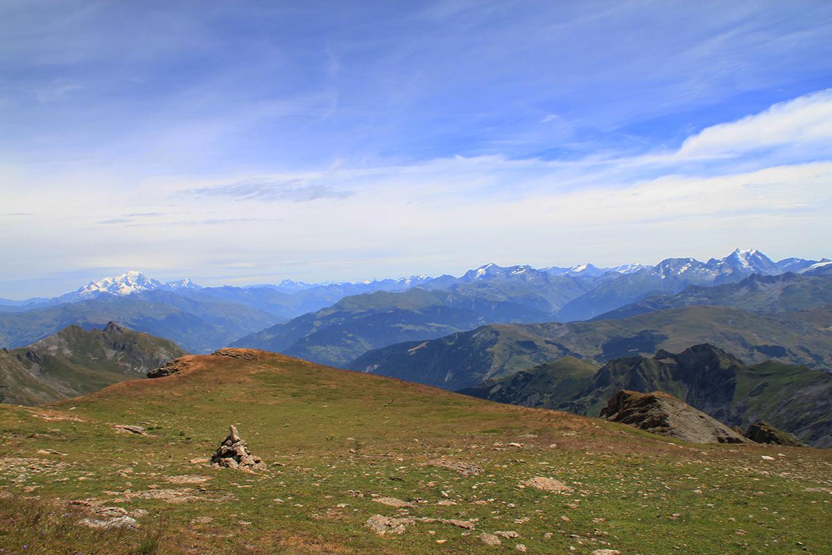 Mont du Fût Vallée de Saint Jean de Belleville