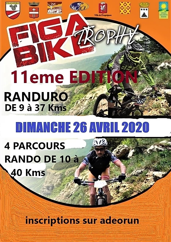 ANNULÉ - FIGA BIKE TROPHY 2020