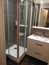 Hôtel Casabianca Moulins Salle de bain