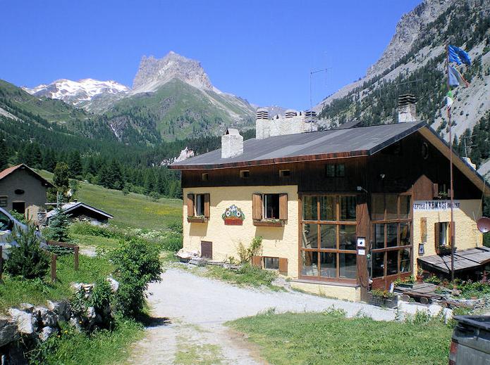 refuge vallée étroite Névache - © ©I Re Magi