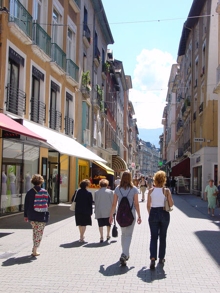 rue de Bonne