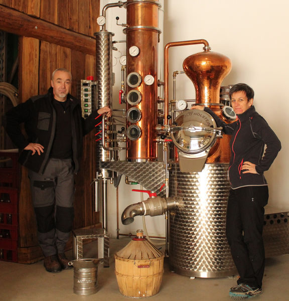 Visite des ateliers Gayral-Reynier - � M.-A. Bourgeois