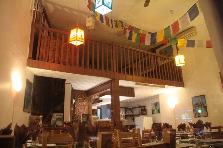 Restaurant Katmandou Grenoble