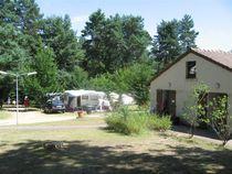Camping du Champ de la Chapelle Entrée et accueil du camping Ⓒ Camping du champ de la Chapelle