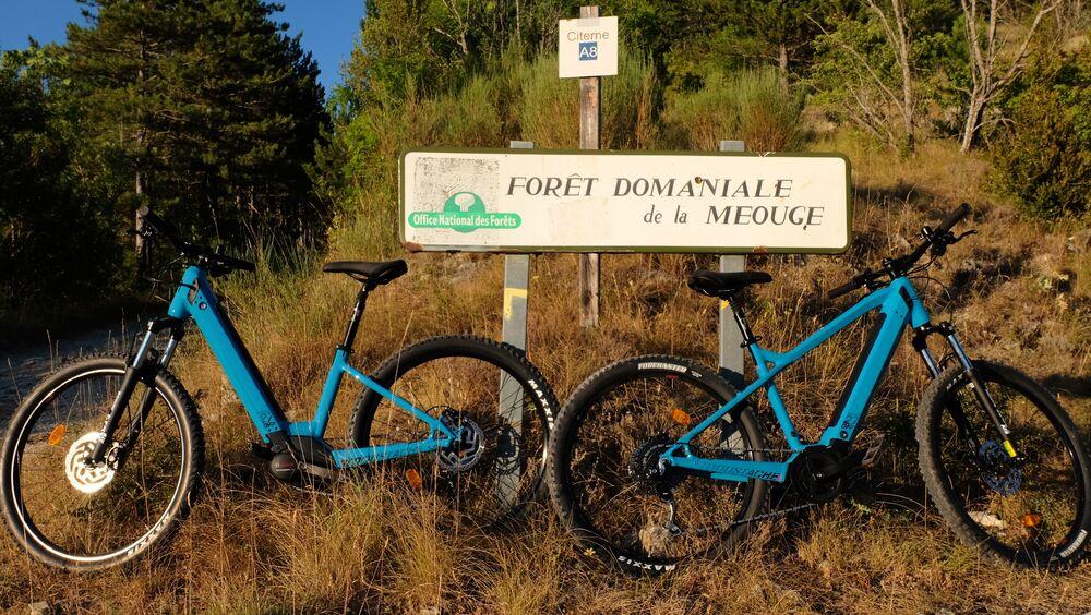 Loc vélos Buëch Méouge - © Loc vélos Buëch Méouge