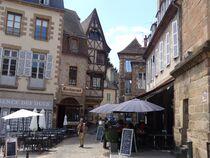 quartier historique Moulins Ⓒ J-M Teissonnier - Ville de Moulins